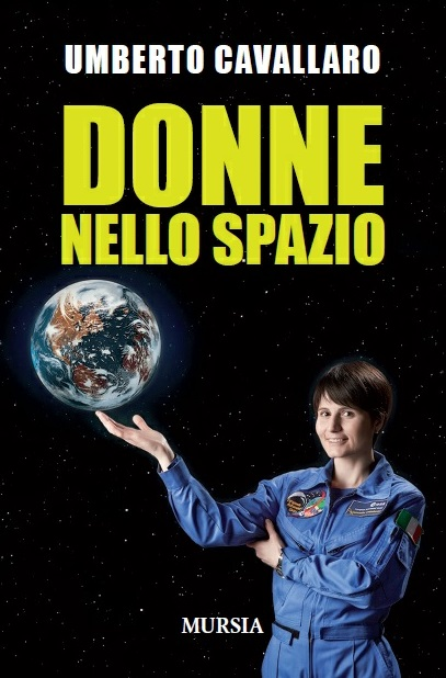 Women in space, written by Umberto Cavallaro